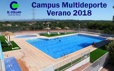 Disfruta este verano con nuestro Campus lúdico deportivo