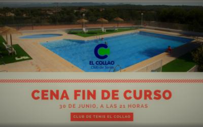 Cena Fin de Curso 2018