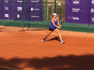 Finales del II Torneo ITF CT El Collao