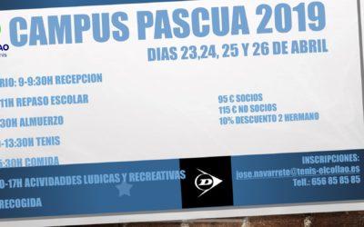 CAMPUS DE PASCUA