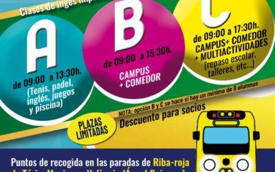 Campus verano multideporte