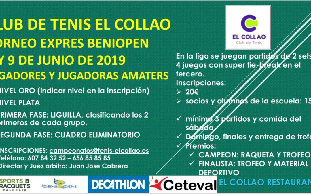 Torneo Expres Beniopen