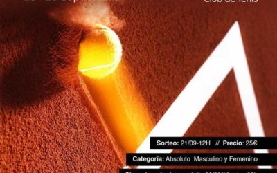 TORNEO NACIONAL PRE-QUALIFYING ITF RIBA-ROJA 25000$ (SEPTIEMBRE 2019)