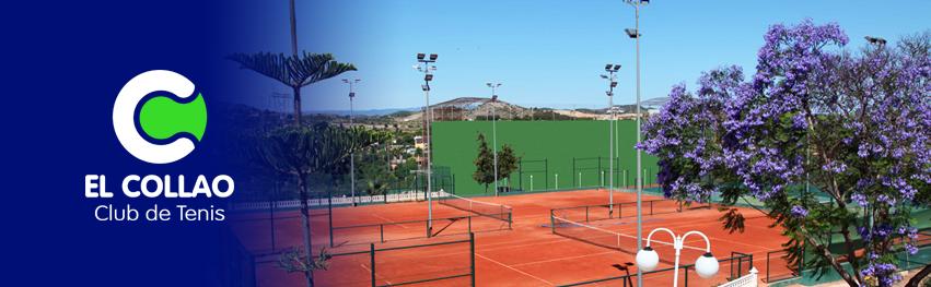 Vuelve la Escuela del Club de Tenis el Collao.
